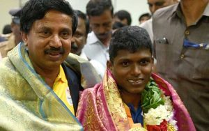 Photo of Satyanarayana and Mariyappan